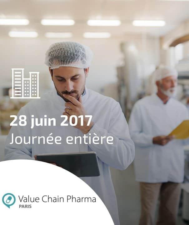 TVH Consulting et Cadexpert rencontrent des dirigeants pour leur projet supply chain dans l'industrie pharmaceutique