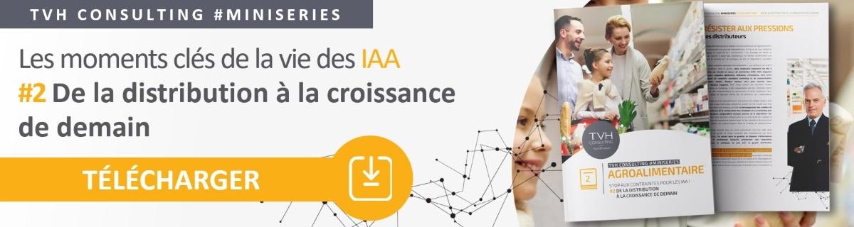 Livre blanc sur les enjeux des IAA de la distribution à la croissance de demain