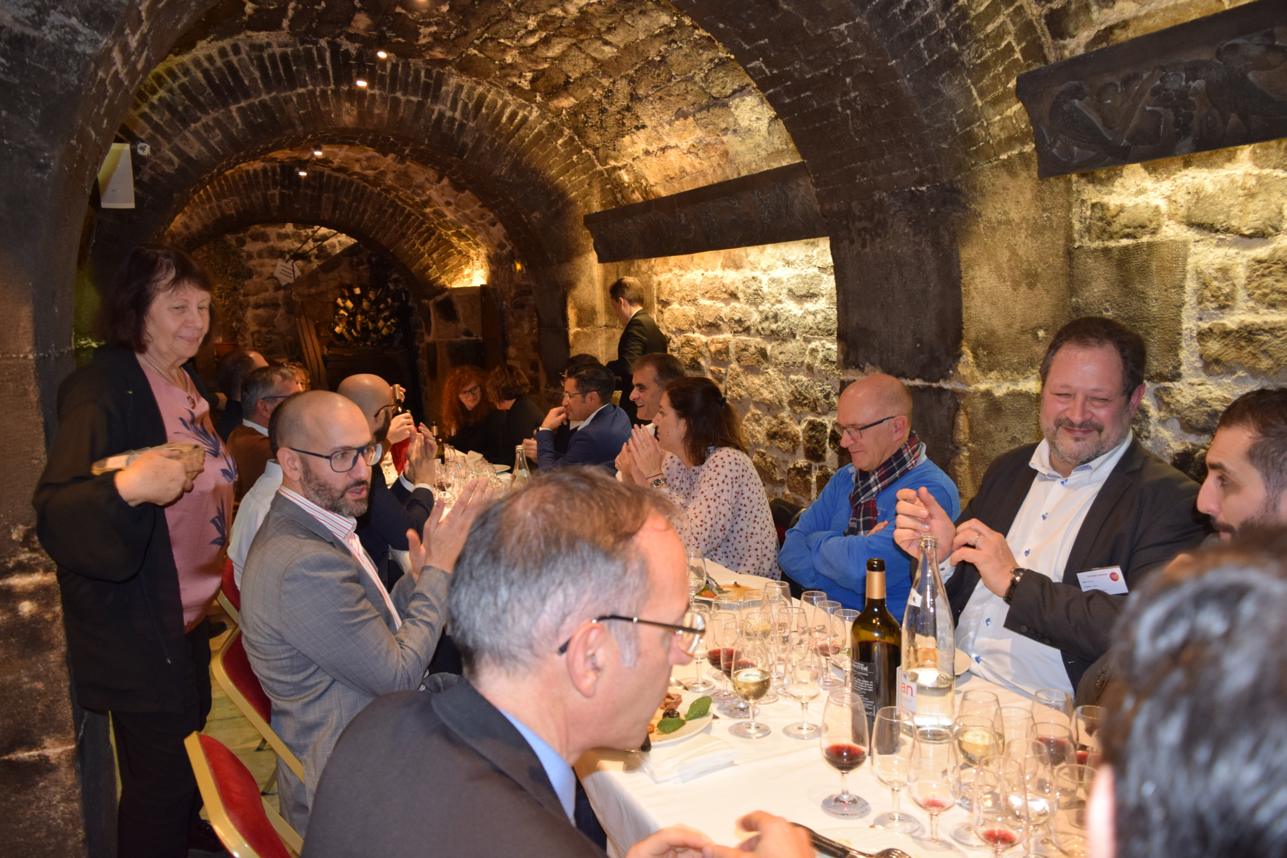 TVH User Club 2019 au Musée du vin