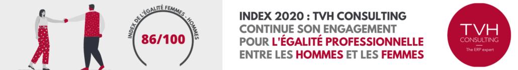 Index Egalité hommes femmes 2019