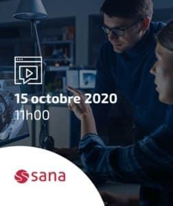 Webinar : découvrez la plateforme e-commerce SANA interfacée avec Microsoft Dynamics