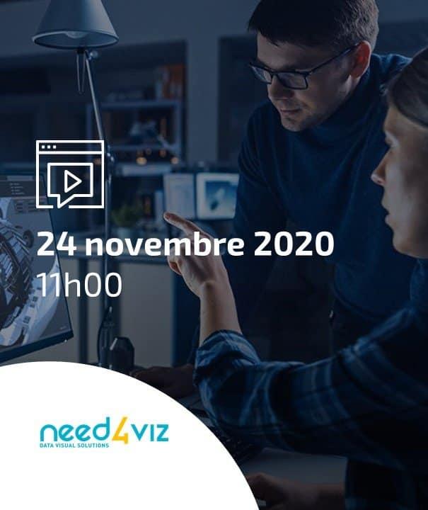 Webinar : need4viz propose une autre expérience sur SAP Web Intelligence