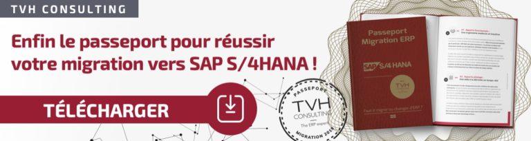 Téléchargez le livre blanc Migration de SAP ECC6 vers SAP S/4HANA
