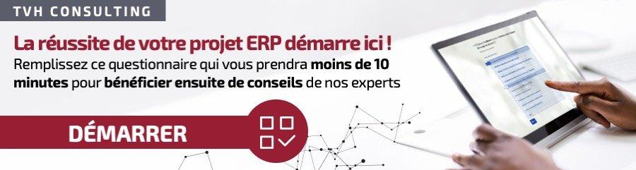 Faites évaluer votre projet ERP en moins de 10 minutes
