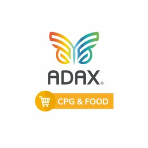 Solution métier ADAX CPG & Food