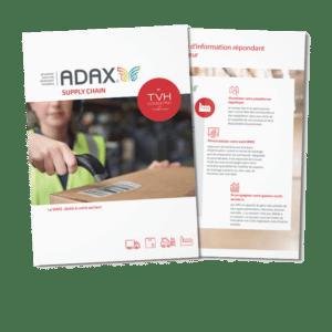 Consultez les fonctionnalités du WMS ADAX Supply Chain
