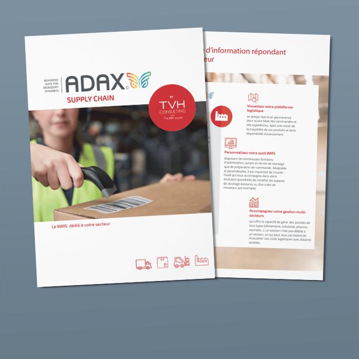ADAX WMS Supply Chain