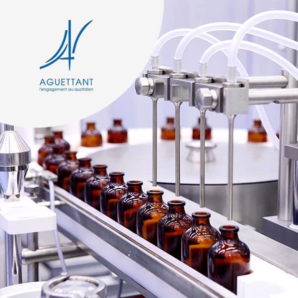 Les Laboratoires Aguettant choisit de se mettre à l'ERP ADAX Life Sciences avec TVH Consulting