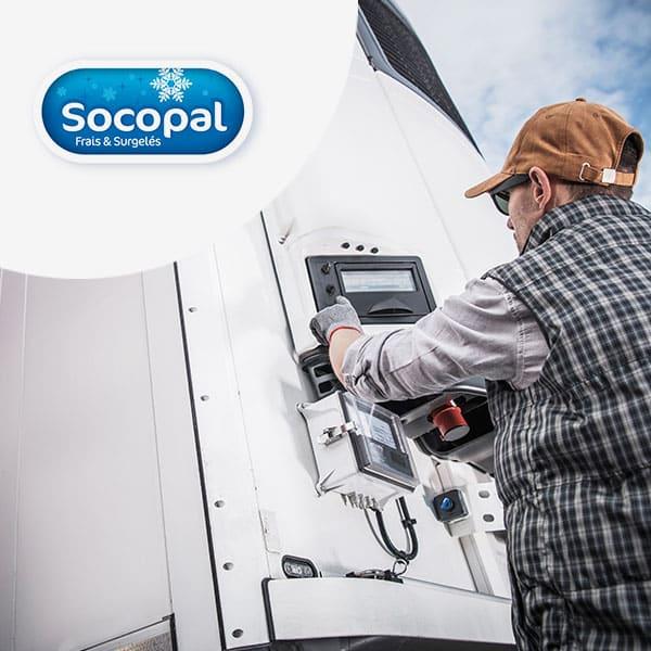 Socopal choisit Microsoft ADX Retail & Distribution pour la raccompagner avec ses produits frais et surgelés avec TVH consulting