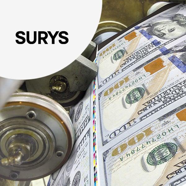 SURYS choisit l'ERP SAP avec TVH consulting pour son développement