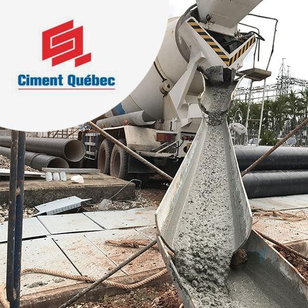 Ciment Québec Inc. choisit l'ERP ADAX intégré par le partenaire Thinkmax de TVH Consulting
