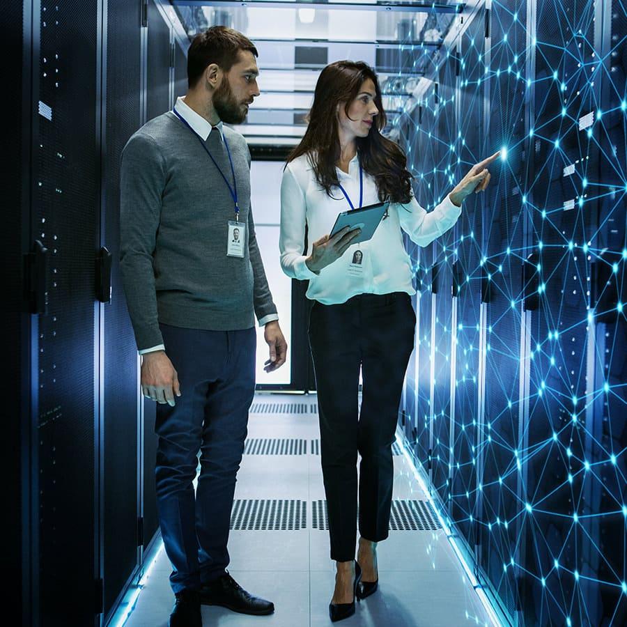 Hébergement Cloud et infogérance ERP