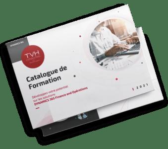 Catalogue de formation Microsoft Dynamics 365 en français