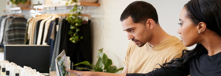 SANA E-commerce pour l'ERP Microsoft 365 et SAP S/4HANA