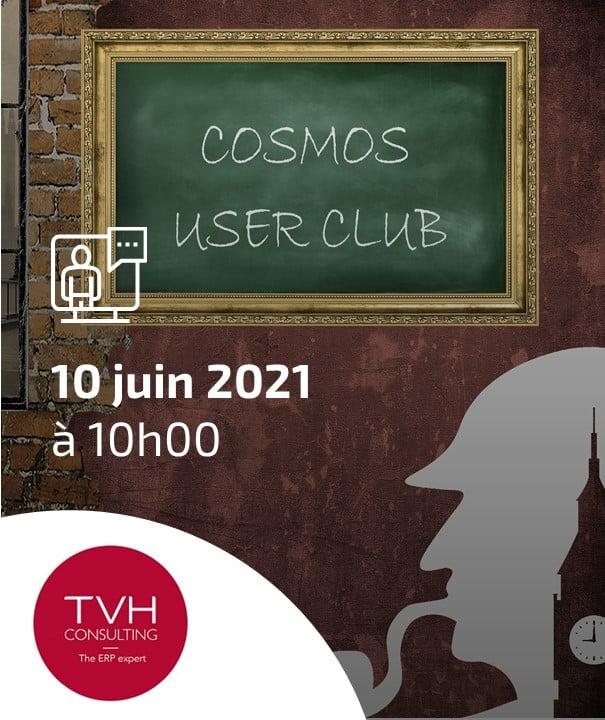 Cosmos Club User 2021 - 1ère événement sur la migration SAP BusinessObjects