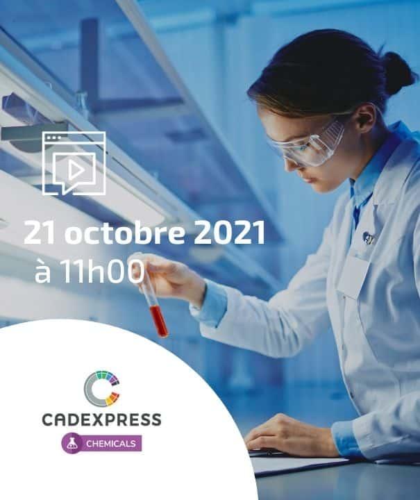 cadexpress chemicals répond aux enjeux de la traçabilité et de conformité dans le secteur de la chimie